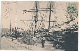 PHILIPPEVILLE - N° 23 - LES QUAIS - Skikda (Philippeville)