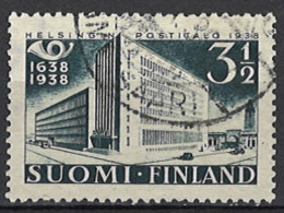 Finland 1938. Mi.Nr. 216, Used O - Usati