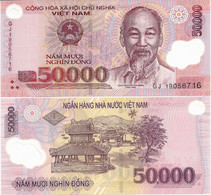 VIETNAM       50,000 Dong       P-121[m]       (20)19       UNC  [ 50000 ] - Vietnam