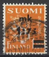 Finland 1940. Mi.Nr. 228, Used O - Gebraucht