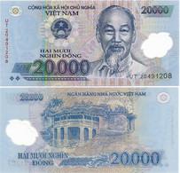 VIETNAM       20,000 Dong       P-120[k]       (20)20       UNC  [ 20000 ] - Vietnam