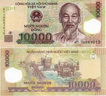 VIETNAM       10,000 Dong       P-119[L]       (20)19       UNC  [ 10000 ] - Vietnam