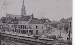 BREDA. Prinsenkade En Van Bergenstraat - Breda
