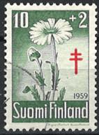 Finland 1959. Mi.Nr. 509, Used O - Usati