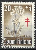 Finland 1959. Mi.Nr. 510, Used O - Usati
