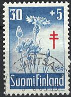 Finland 1959. Mi.Nr. 511, Used O - Usati