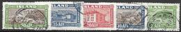 Iceland VFU Complete 1925 Set 19 Euros - Unused Stamps