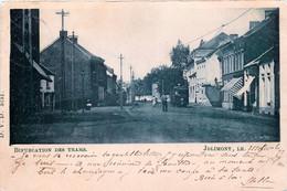 Belgique - La Louvière - Jolimont - Bifurcation Des Trams - D.V.D. N° 5131 - La Louvière