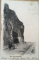 Cpa, Algérie, Route De Guyotville, Animée, Attelage, Héliotypie Le Deley, Collection Idéale PS - Andere Steden