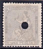 Espagne YT 137 Perforé - Usados