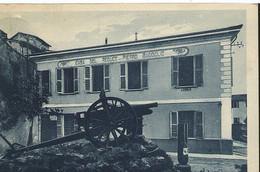 """RD956 GRAZZANO MONFERRATO - CASA DEL REDUCE """" PIETRO BADOGLIO """" ( 1937 ) - Andere Städte"""