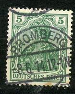 ALLEMAGNE: DIVERS - N° Yvert 83 Obli. De BROMBERG - Oblitérés