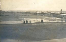 Carte Photo - Camp De Prisonniers De Darmstadt - - Guerra 1914-18