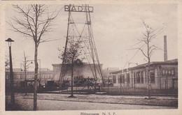 482133Hilversum, RADIO N. S. F. (kleine Vouwen In De Hoeken, Zie Ook Achterkant) - Hilversum