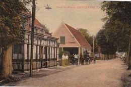 482162Santpoort, Hotel De Wijman. - Sonstige