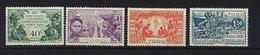 "Togo YT 161 à 164 "" Expo De Paris "" 1931 Neuf* - Unused Stamps"