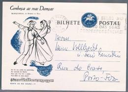 Portugal, 1963, For Porto - Briefe U. Dokumente