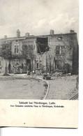 Schlacht Bei MORCHINGEN, Lothr - Correspondance Allemande - Morhange
