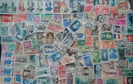 LOT DE 130 TIMBRES DE FRANCE NEUFS SANS GOMME - Collezioni