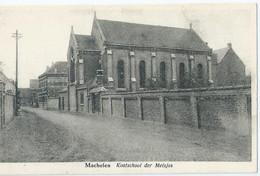 Machelen - Kostschool Der Meisjes - Uitg. J. Naessens-Steyaert, Machelen - Machelen