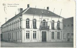 Hamme O/Durme - Het Gemeentehuis - Uitgave De Kocker, Kapellestraat 35, Hamme - 1954 - Hamme
