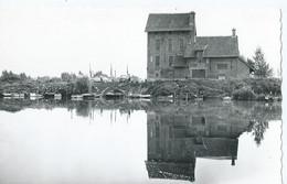"""Hamme (aan Durme) - Watermole - Oude Durme - Visserij - Uitgave Huis """"Van Hove"""" Markt 15, Hamme - Hamme"""