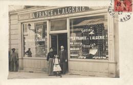 SOCIETE LA FRANCE ET L'ALGERIE VINICOLES - Signé De Blanche MARTIN - - Te Identificeren