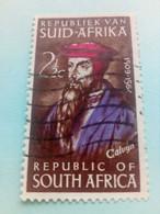 AFRIQUE DU SUD - South Africa - Timbre 1964 : Jean CALVIN (CALVYN) - Oblitérés