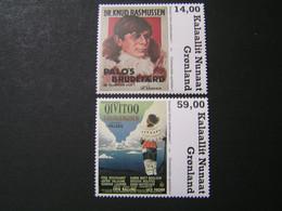 GREENLAND 2020 Groenlandse Films MNH.. - Postzegelboekjes