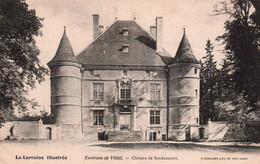 CPA - VITTEL Environs ... - Château De Sandaucourt - Edition P.Helmlinger Co. - Vittel Contrexeville
