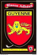 CP BLASON ADHESIF GUYENNE - Unclassified