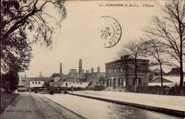 CORBEHEM   ( PAS DE CALAIS )   L ' ECLUSE  _ CARTE - LETTRE DE 1914 - Autres Communes