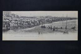 FRANCE - Carte Postale En 2 Volets De Trouville - Panorama Des Bains De Mer - L 87602 - Trouville