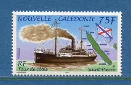 ⭐ Nouvelle Calédonie - Yt N° 945 ** - Neuf Sans Charnière - 2005 ⭐ - Ongebruikt