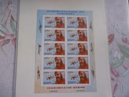 FRANCE   2009  F72a * *    FEUILLET DE 10  HOMMAGE A  LOUIS BLERIOT - 1960-.... Ungebraucht