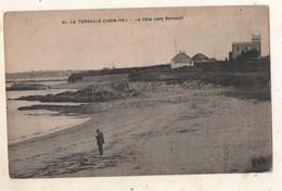 LA TURBALLE  La Cote Vers Belmont - La Turballe