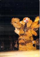 Afrique > GABON Folklore Du Gabon : Danseur Masqué (dance Danse) (- Cliché CHARETON ) *PRIX FIXE - Gabun