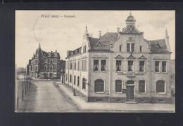 Dt. Reich AK Wald Rheinland Postamt - Sonstige