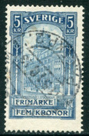 1903 Opening Of Post Office 5 Kr. Stamp, Fine Used. SG 57, Michel 54 - Oblitérés