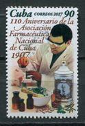 Cuba 2017 / Pharmacy MNH Farmacia Apotheke Pharmacie / Cu5800  10-7 - Pharmacy