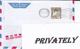 Hong Kong 2010, Letter To Netherland - Cartas