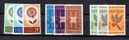 Chypre Séries Europa 1963, 1964 Et 1965 Neufs ** MNH. TB. A Saisir! - Unused Stamps