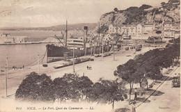 Nice (06) - Le Port - Quai Du Commerce - Unclassified