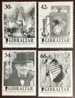Gibraltar 2001 Chronicle Newspaper Bicentenary MNH - Gibraltar