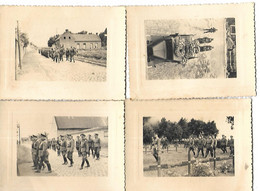1941 - FERIN , 4 Org.Foto 11X8cm. , Gute Zustand, 2 Scan - Douai