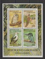 Gabon 1992 Oiseaux BF 67 ** MNH - Gabun (1960-...)