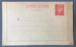 France Entier Pétain N°514-CL1 Neuve - (B753) - Standard- Und TSC-AK (vor 1995)