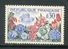 FRANCE- Y&T N°1369- Neuf Sans Charnière ** - Unused Stamps