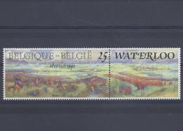 1990 Nr 2376** Slag Van Waterloo 1815. - Unused Stamps