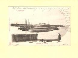 Nijmegen Man Bij Abattoir En Haven 1901 ST041 - Nijmegen